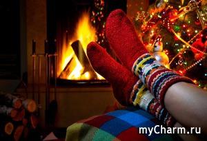 Новогодний бьюти-план: неотразимая кожа ног и красивый педикюр