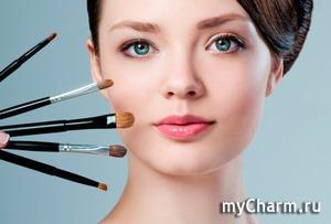 Нежный макияж к Новому Году