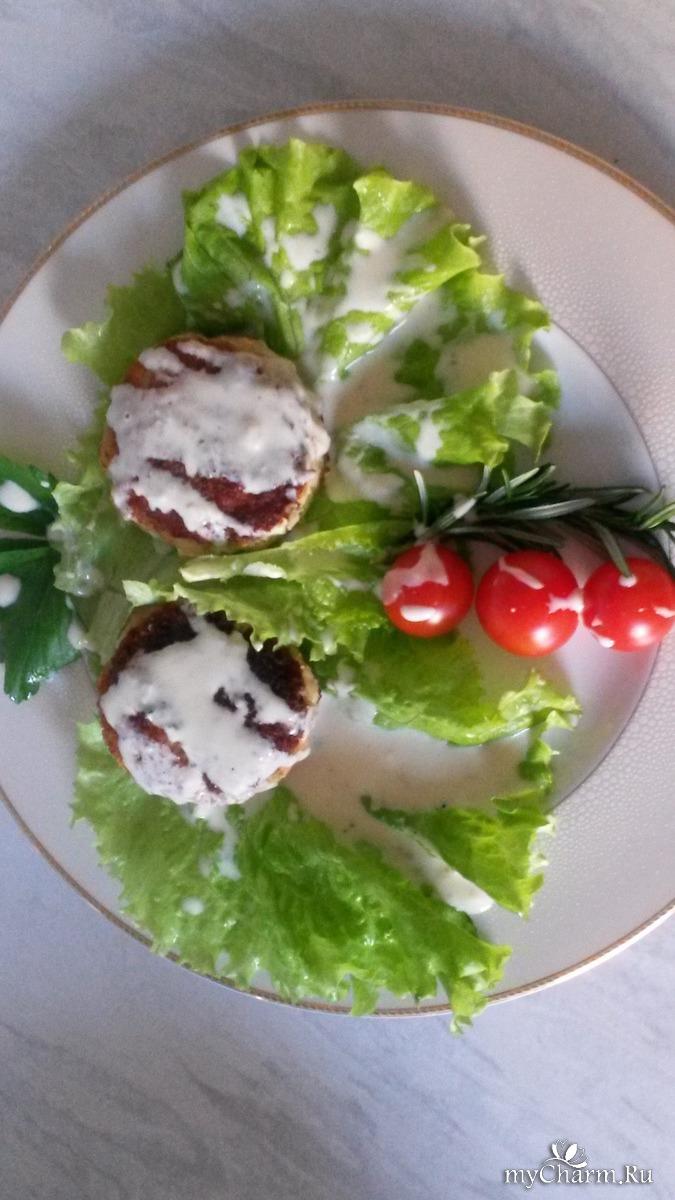 Цветная капуста запеченная в сухарях  кулинарный рецепт