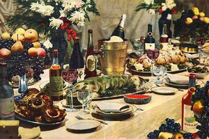 Новый год 2017 – год Красного Огненного Петуха! Блюда на новогодний стол! Часть 9