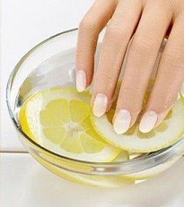 Как укрепить ногти при помощи солевых и масляных ванночек
