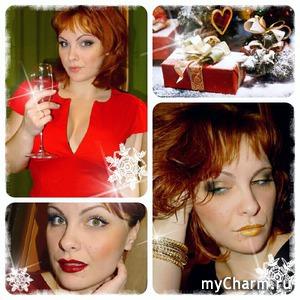 Три образа для встречи Нового года. Второй - романтический!