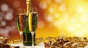 Чем принято закусывать шампанское?