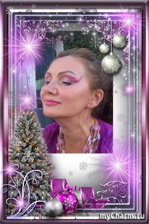 """Яркий новогодний макияж """"Соблазнение Петуха"""" от Golden Nut. Финальная версия"""