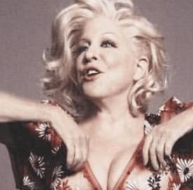 70-летняя актриса будет рекламным лицом Marc Jacobs