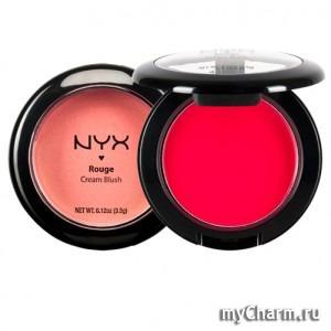 NYX / Румяна Rouge Cream Blush