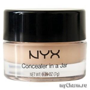 NYX / Консилер Concealer in a Jar