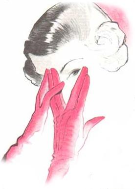 Парфюмированные перчатки: история длиною в пол тысячелетия