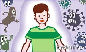 Поднимая иммунитет, объявляем бой бактериям!