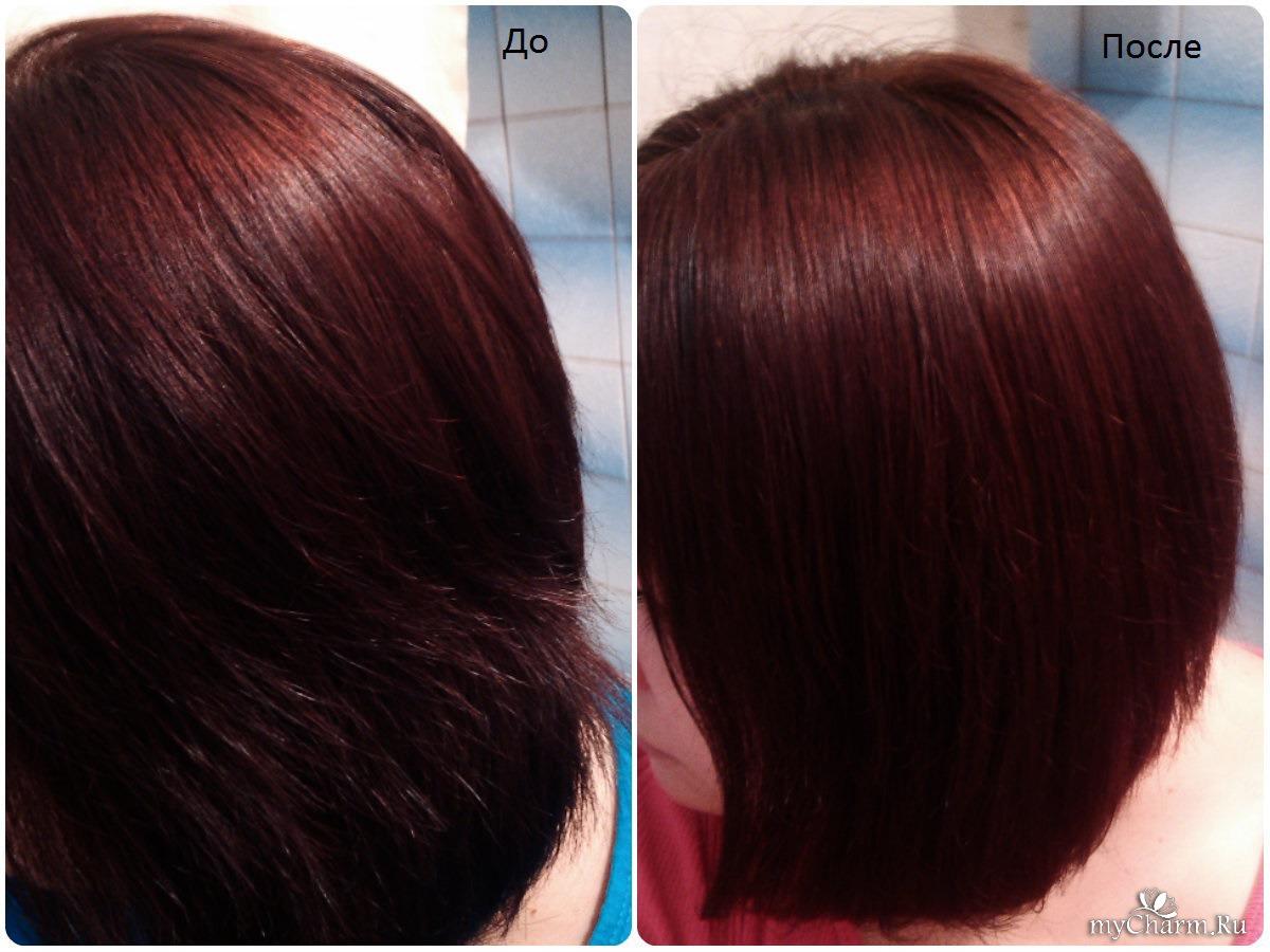 Средства для утяжеления волос профессиональные
