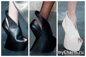В Санкт-Петербурге показали дизайнерскую обувь будущего