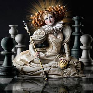 Несравненная и непримиримая... Королева- девственница