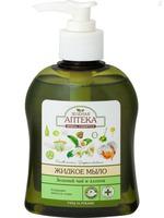 Жидкое мыло Зеленая аптека