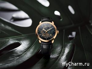 Обезьянье настроение: новые часы с символом года от Ulysse Nardin