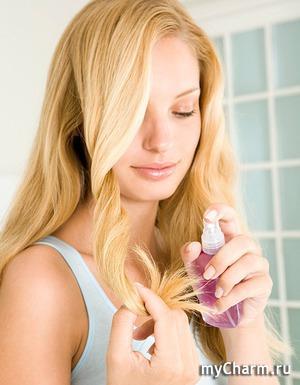 Средства для волос: «нанести и не смывать»