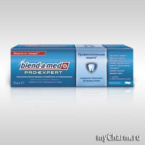 Blend-a-med / Зубная паста Pro-Expert Профессиональная Защита Нежная Мята