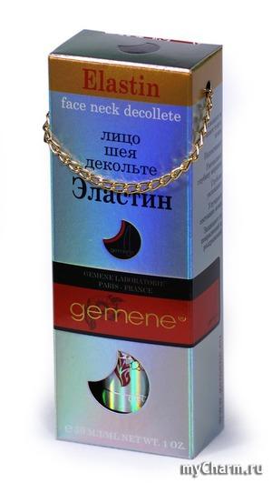 DNC / Эластин для лица, шеи, декольте Gemene