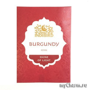Indibird / Хна Burgundy henna