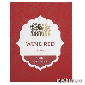 Indibird / Хна Wine red henna