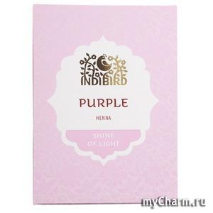 Indibird / Хна Purple henna