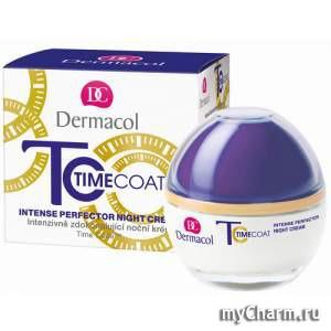 Dermacol / Крем для лица Time Coat Intense Perfector Night Cream