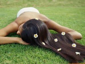 Галия Яковлева: мой летний уход за волосами. Отчет первый