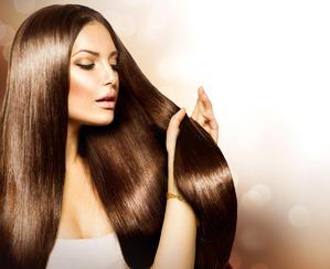 Чтобы быть красивой - достаточно иметь красивые волосы