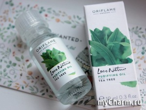 Антибактериальное средство «Чайное дерево»