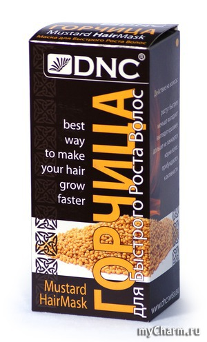 DNC / Горчица для быстрого роста волос