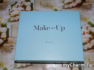 Make me Up box – не первая моя, но совершенно волшебная бьюти-коробочка!
