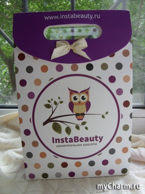 Бьюти-коробочка счастья от InstaBeauty