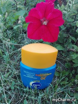 Солнцезащитный лосьон Nivea sun защитит в жаркие дни