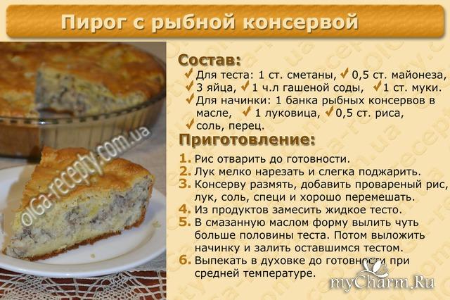Сколько печь рыбный пирог