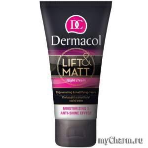 Dermacol / Крем для лица Lift & Matt (Night Cream)