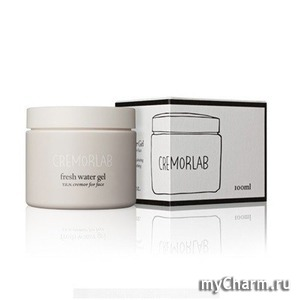 CREMORLAB / Крем-гель T.E.N. Cremor for Face Fresh Water Gel