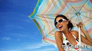 Лето, солнце, жара... И мой уход за кожей