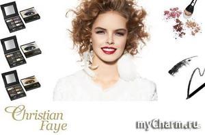 Christian Faye - макияж на 24 часа