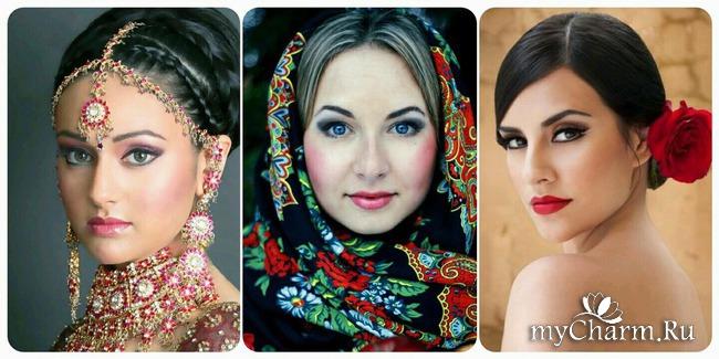 «Косим» под местных, или летние travel-эксперименты с макияжем
