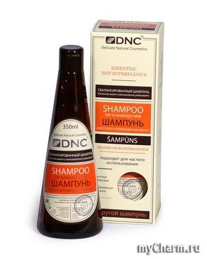 DNC / Шампунь для сухих и поврежденных волос