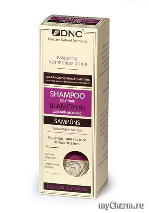 DNC / Шампунь для жирных волос