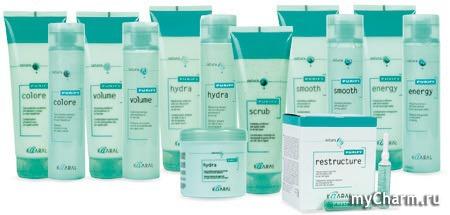 Kaaral Шампунь Reale Intense Nutrition Purify для поврежденных волос 250 мл