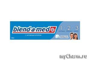 Blend-a-med / Зубная паста 3 Эффект Деликатное отбеливание