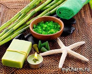 В восточном стиле: рис, бамбук и морские водоросли в косметике