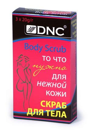 DNC / Скраб для тела (для нежной кожи)