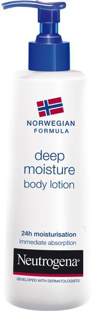 Как восстановить кожу после зимы – молочко для сухой кожи «Глубокое увлажнение» NEUTROGENA® «НОРВЕЖСКАЯ ФОРМУЛА»