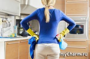 «Зеленая» уборка кухни – здоровье вам и вашим близким