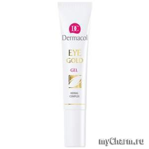 Dermacol / Гель для век Eye Gold Gel
