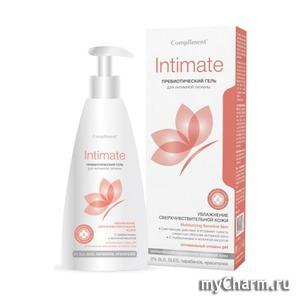Compliment / Intimate Гель для интимной гигиены с пребиотиками