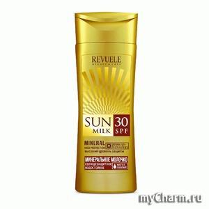 Revuele / Солнцезащитное средство Минеральное молочко солнцезащитное SPF 30