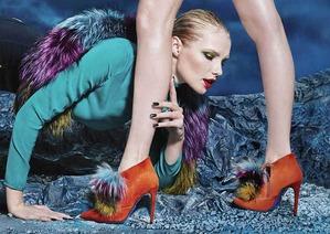 В поисках потерянного рая: Loriblu создаёт коллекцию обуви по мотивам картин Гогена